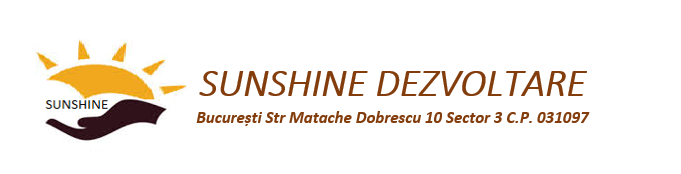 SunshineDezvoltare logo